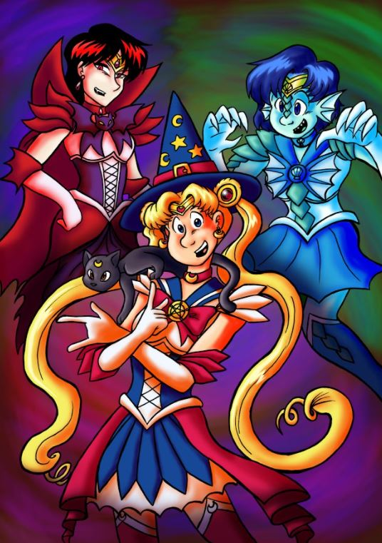 Sailor Moon Halloween
